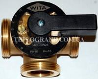 """Трехходовой смесительный вентиль Wita Minimix MI 3 x 1 1/4"""""""