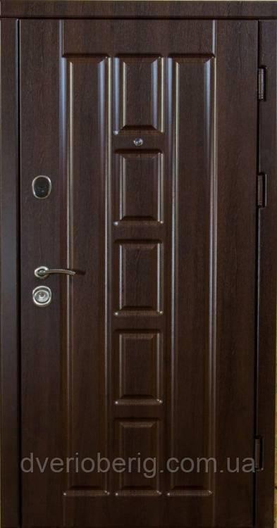 Входная дверь Very Dveri МДФ Турин Орех Темный