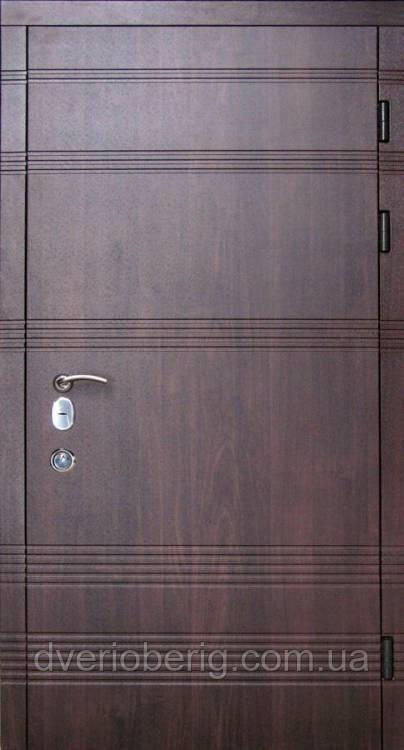 Входная дверь Редфорт Элит Параллель Vinorit Элит - 3 контура
