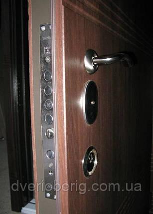 Входная дверь Редфорт Элит Параллель Vinorit Элит - 3 контура, фото 2