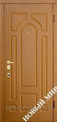 Входная дверь Новый Мир Новосёл Новосел М 7.5 Русь, фото 2