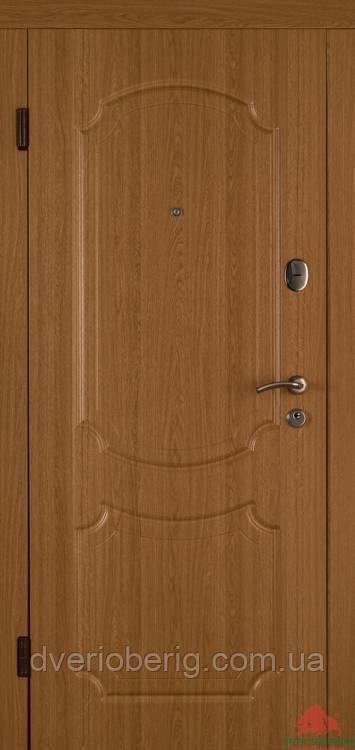 Входная дверь Двери Белоруссии (входные) Средний сегмент ЮНОНА ДУБ НАТУРАЛЬНЫЙ