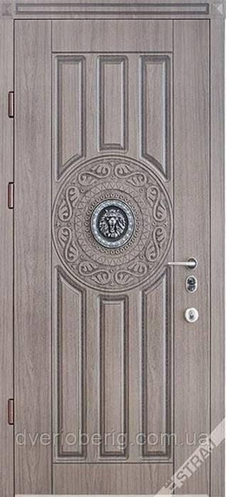 Входная дверь Страж Prestige R36 Лев