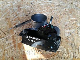 Дросельна заслінка 73K07Z110287 SUZUKI SPLASH 1.2 2010Р