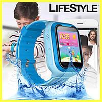 Smart Baby Watch Q403 Умные детские часы c GPS / 4G / видеозвонками