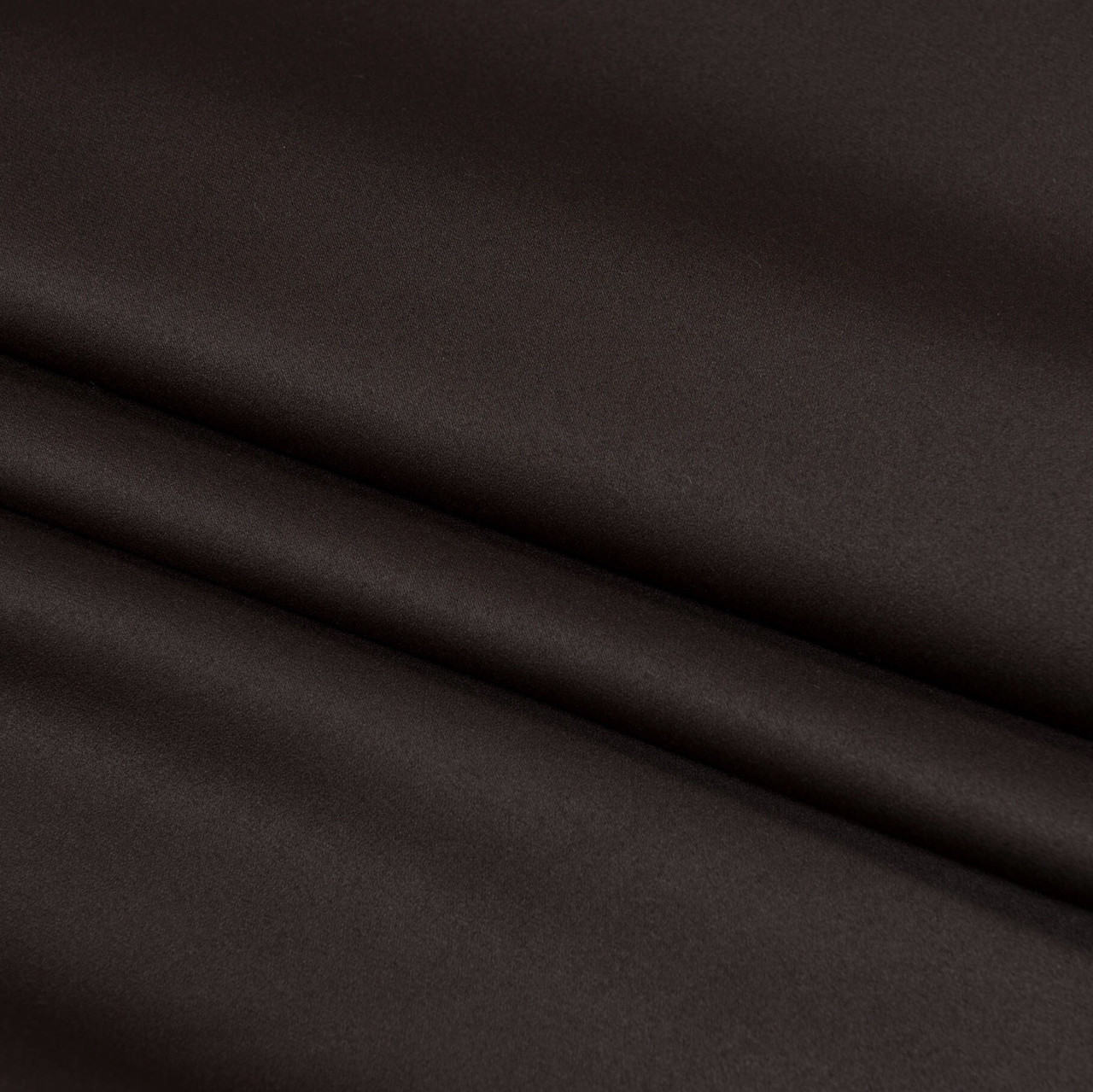 "Декоративная ткань Блэкаут люкс / blackout lux ""Темно-коричневый"""