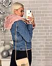 Куртка-парка джинсовая с капюшоном, фото 2