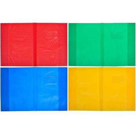 Обложка для дневника цветная однотонная 35,5* 22,8см, фото 2