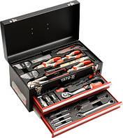 Ящик с инструментами 80 предметов YATO YT-38951 (Польша)