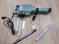 Отбойный молоток AL-FA ALRH-28 50J: 2800 Вт   Удар 50 Дж   Кейс + Зубило, долото в комлекте