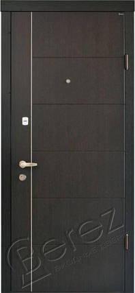 Входная дверь Berez Стандарт Аризона венге темный, фото 2