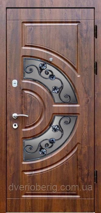 Входная дверь Булат Серия 200 206 К2
