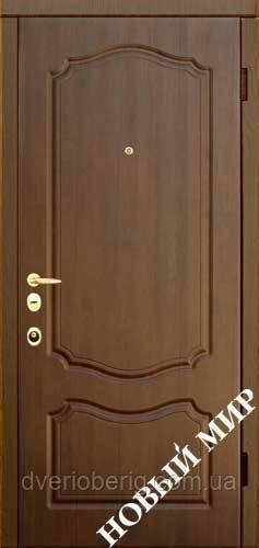 Вхідні двері Новий Світ Новосел Новосел М 7.5 Кастеллі