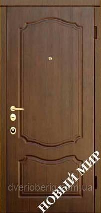 Вхідні двері Новий Світ Новосел Новосел М 7.5 Кастеллі, фото 2