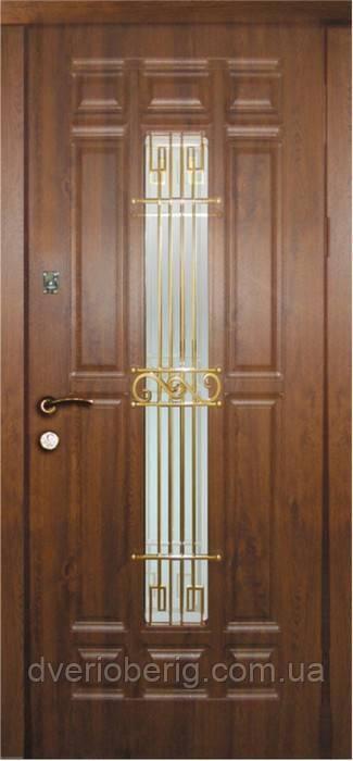 Входная дверь Булат Серия 100 120 К12