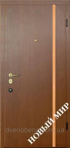 Вхідні двері Новий Світ Новосел Новосел М. 5 Вертикаль 1.1