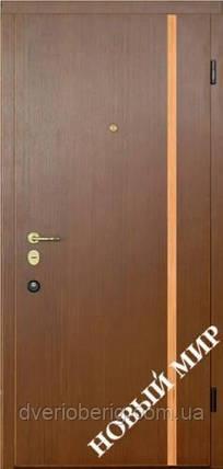 Вхідні двері Новий Світ Новосел Новосел М. 5 Вертикаль 1.1, фото 2