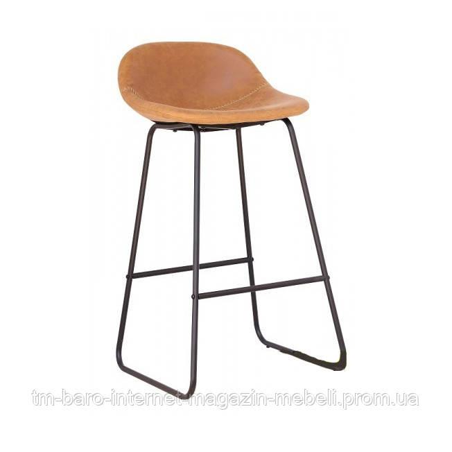 Барный стул Бостон, светло-коричневый