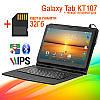 Недорогой Планшет Samsung Galaxy Tab KT107 10.1 2/16GB ROM 3G + Чехол-клавиатура + Карта памяти 32GB