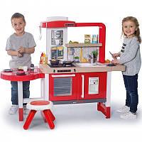 Интерактивная детская кухня с эффектом кипения и подачей воды Evolutive Grand Chef Smoby 312301