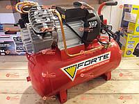 Компрессор двухпоршневой Forte 50 л.