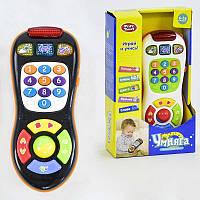 JT Музыкальный пульт Умняга 7390 (48/2) Play Smart свет, музыка, интерактив, в коробке