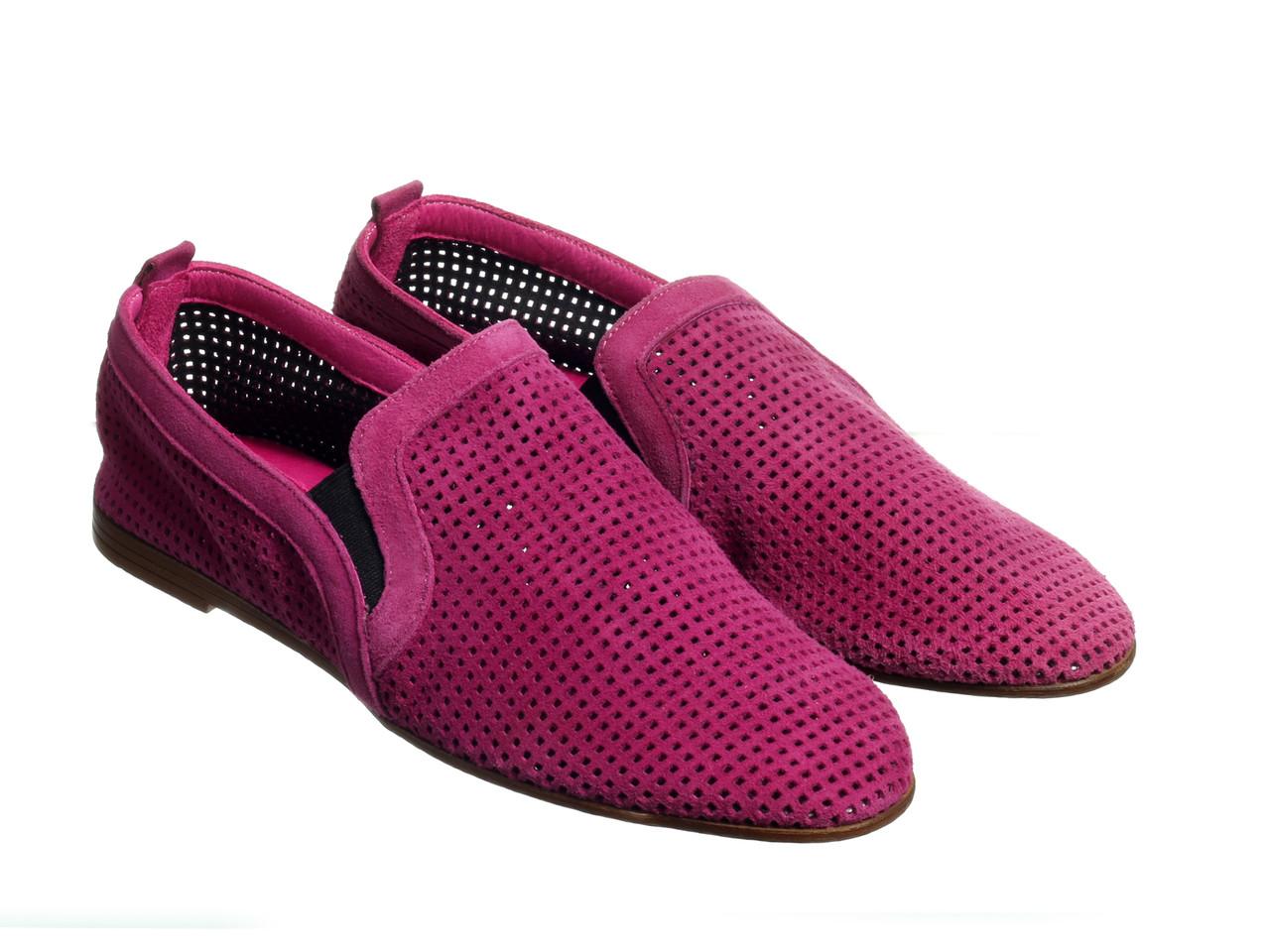 Балетки Etor 5922-7331-563 рожевий