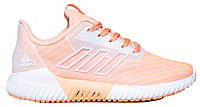 "Женские Мужские Кроссовки Adidas Climacool 2.0 ""Pink White"" - ""Розовые Белые"" (Реплика ААА+), фото 1"