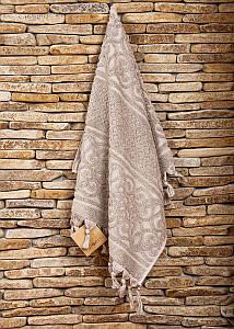 Полотенце махровое Buldans - Orient Brown 50*90