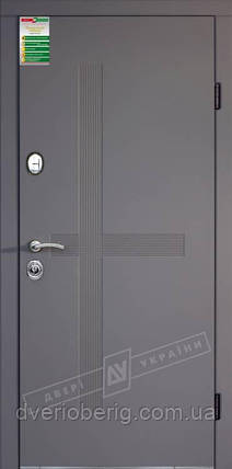 Входная дверь Двери Украины Белорус Стандарт Лекс БС, фото 2