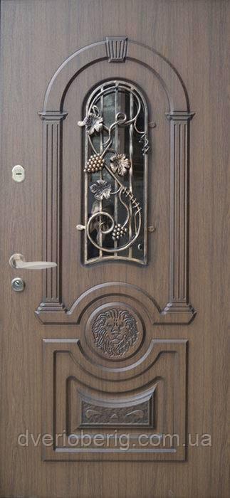 Входная дверь Термопласт Одностворчатые 97