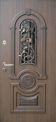 Входная дверь Термопласт Одностворчатые 97, фото 2