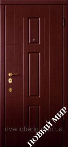 Входная дверь Новый Мир Новосёл Новосел М 8.3 Форт