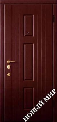 Входная дверь Новый Мир Новосёл Новосел М 8.3 Форт, фото 2