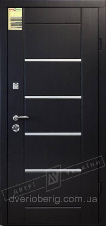 Входная дверь Двери Украины Аккорд Сити Riccardi