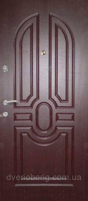 Входная дверь Термопласт Одностворчатые 117