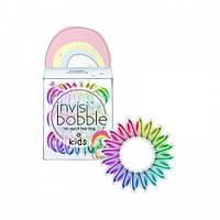 Резинка-браслет для волос детская Invisibobble KIDS Комбинируем цвета Цена за штуку
