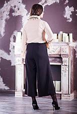 Кюлоты без застежек для полных женщин, фото 2