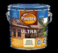 Pinotex ULTRA 10 л глянцевое защитное средство для дерева Палисандр