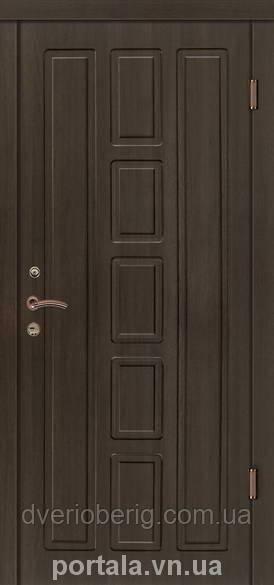 Входная дверь Портала Lux Квадро Lux