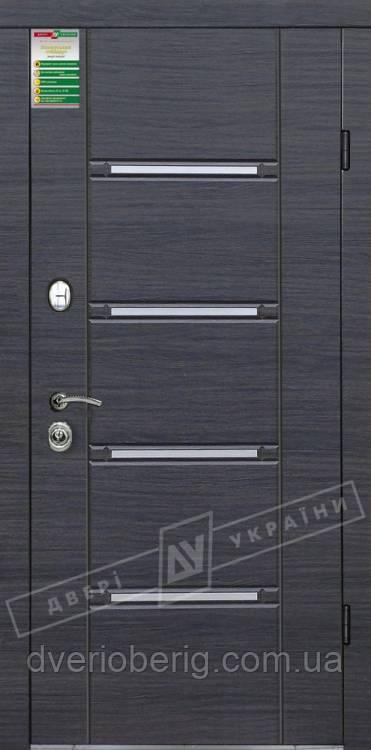 Входная дверь Двери Украины Сити Стиль Сити
