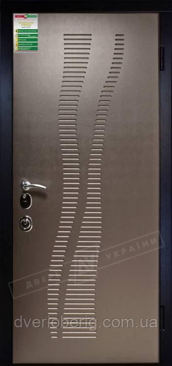 Входная дверь Двери Украины Белорус Стандарт Мираж БС