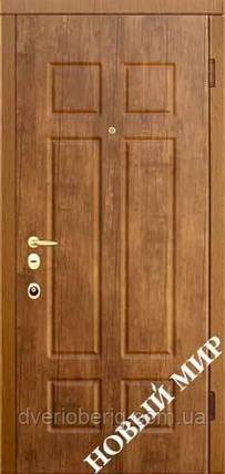 Входная дверь Новый Мир Новосёл Новосел М 7.5 Потемкин, фото 2