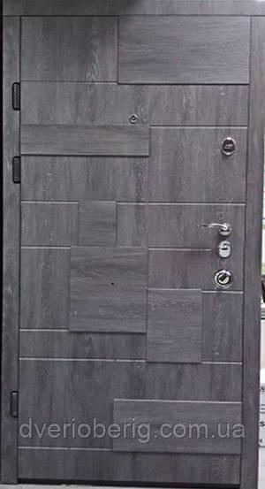 Входная дверь Arma Тип 13 Элит 601 дуб шато