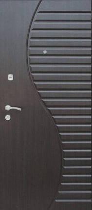Входная дверь Термопласт Одностворчатые 119, фото 2