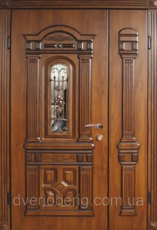 Входная дверь Термопласт Полуторные 11