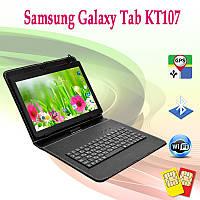 СУПЕР Планшет Samsung Galaxy Tab KT107 10.1 2/16GB ROM 3G + Чехол-клавиатура, фото 1