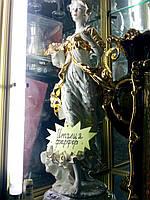 Фарфоровая кукла.Высота 50 см.Vittorio Sabadin.Италия