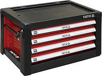 Инструментальная тумба для стола YT-08920 YATO YT-09152 (Польша)