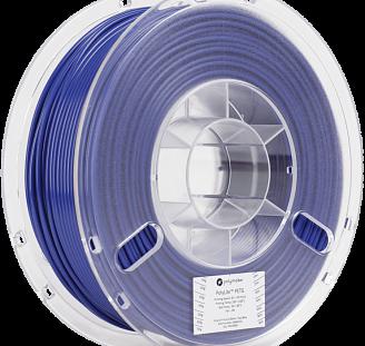 Пластик в котушці PETG PolyLite 1,75 мм, Polymaker, 1кг синій, фото 2